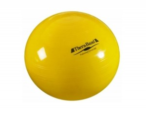 Thera-Band Professional Exercise Ball ABS 23011 piłka rehabilitacyjna 45 cm żółta